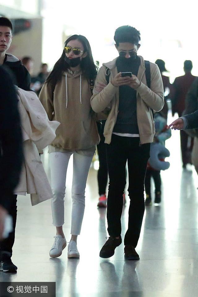 Đẹp đôi đã đành, 4 cặp đôi Hoa ngữ này còn sở hữu gu thời trang ăn ý vô cùng - Ảnh 12.