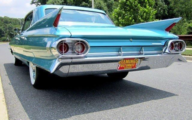 1961 Cadillac Fleetwood | 1961 Cadillac Fleetwood For Sale ...