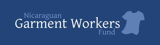 Nicaraguan Garment Workers Fund