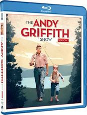 The Andy Griffith Show - The Complete First Season (Blu-ray)