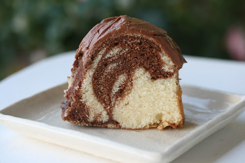 Nutella Bundt - I Like Big Bundts