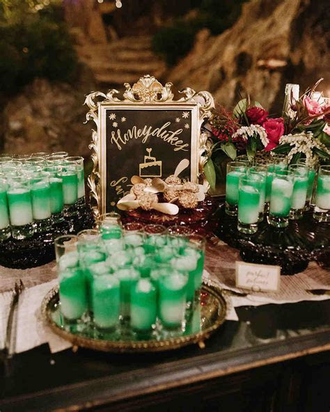 "A Moody, Magical ""Harry Potter"" Themed Wedding   Martha"