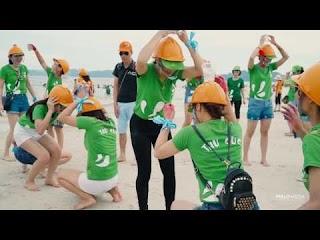 Quay phim teambuilding tại Hạ Long Quảng Ninh - Tập đoàn Zinnia