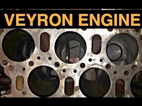 bugatti veyron engine w16 explained engineering explained. Black Bedroom Furniture Sets. Home Design Ideas