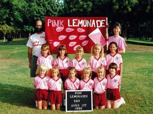 90 - pink lemonade