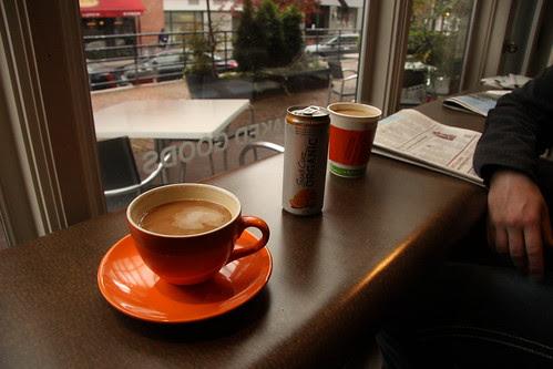 Agro Cafe, Yaletown