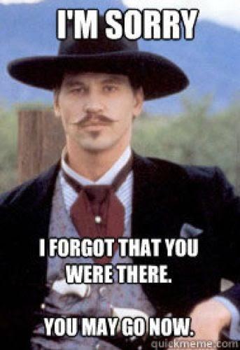 Doc Holliday Tombstone Memes - Contoh Makalah