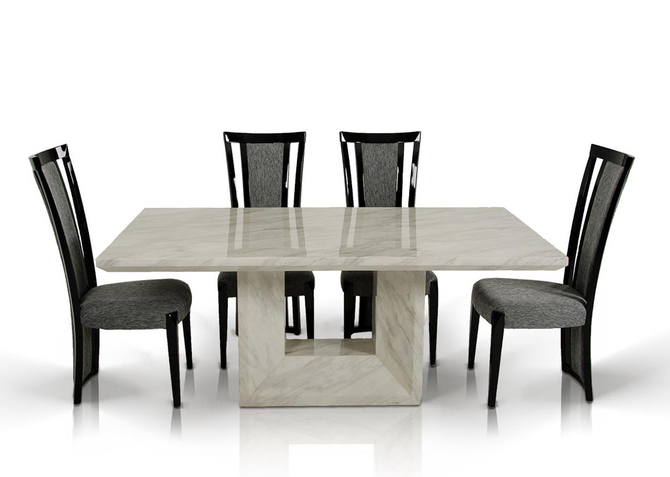 Home Decoration Modern Marble Dining Room Table