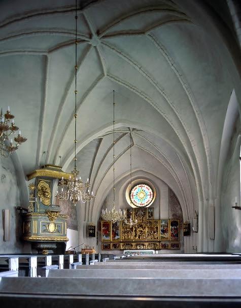 Skepptuna kyrka