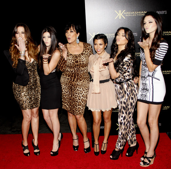 16 Dark Secrets of the Kardashian Family