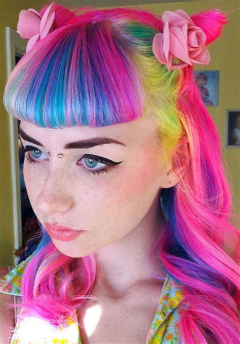 top  funky hairstyles  women stayglam