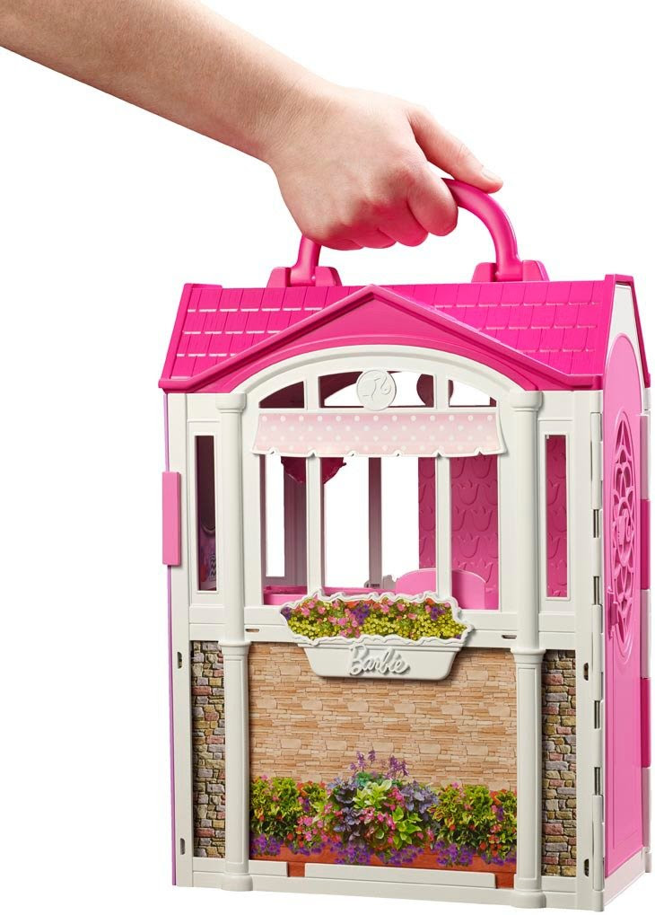 Amazon.com: Barbie Glam Getaway House: Toys & Games