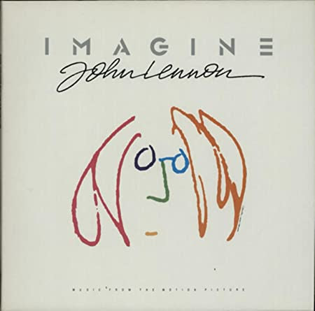 Imagine (soundtrack, 1988) / Vinyl record [Vinyl-LP]