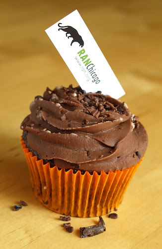 Endangered Species Cupcake - August 2009 - Charity of the Month