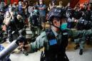Harboring Hong Kong 'rioters' will harm Taiwan, China says