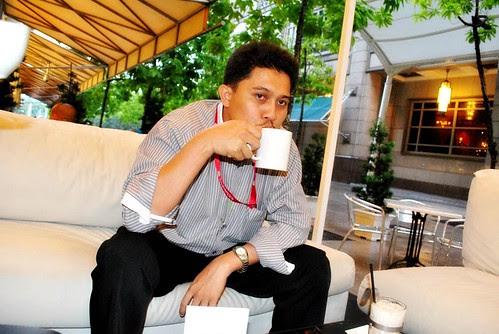 Tea break @ Aseana, KLCC