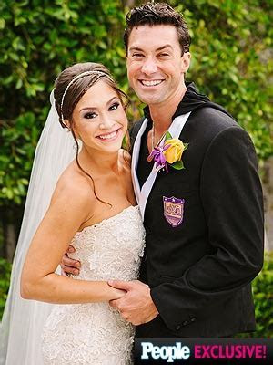 Ace Young Marries Diana DeGarmo : People.com