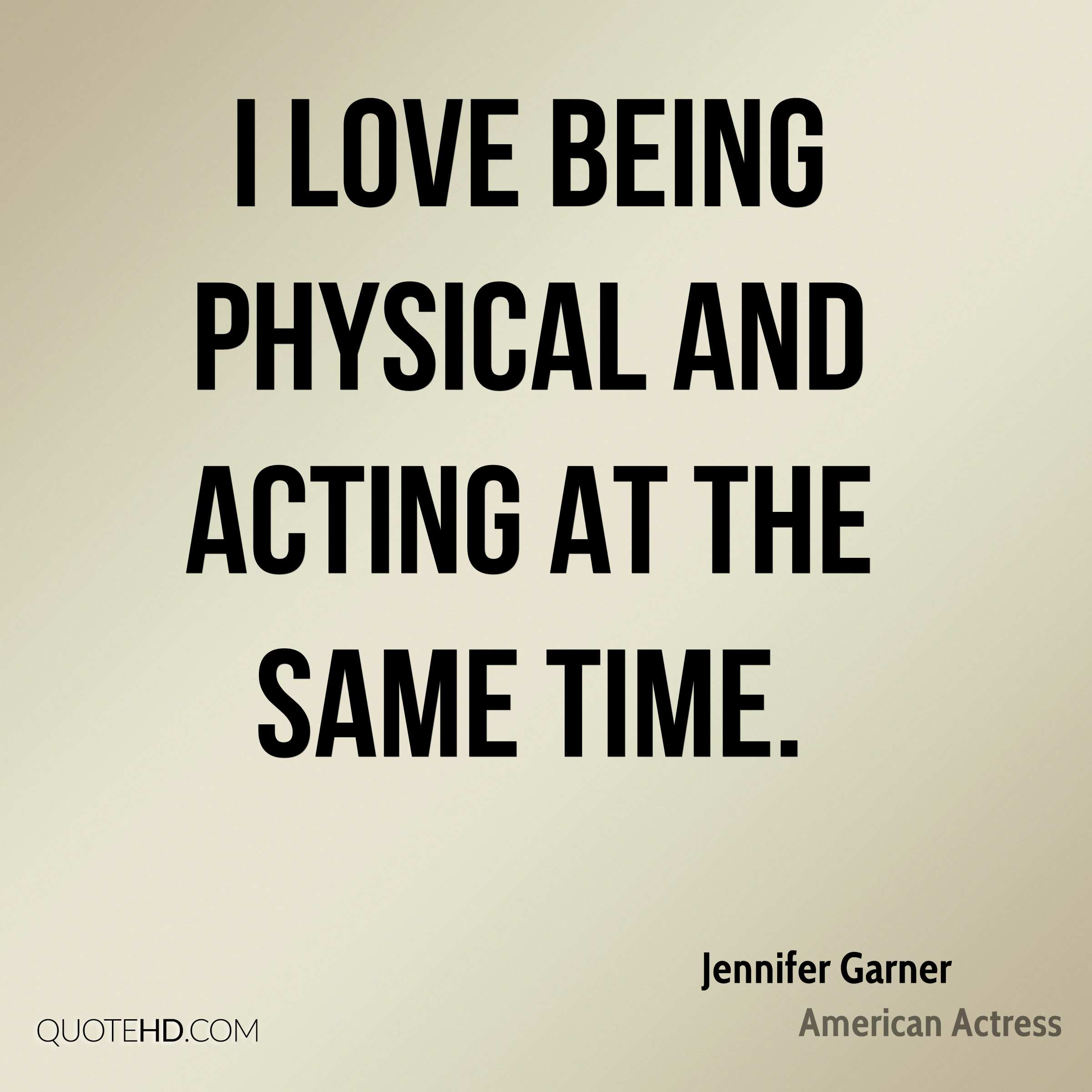 Jennifer Garner Quotes Quotehd