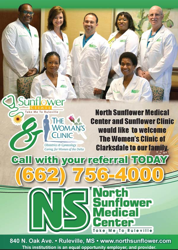 The Women39;s Clinic  North Sunflower Medical Center