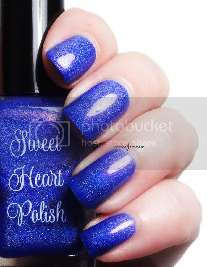 xoxoJen's swatch of Sweet Heart Polish Hyacinth