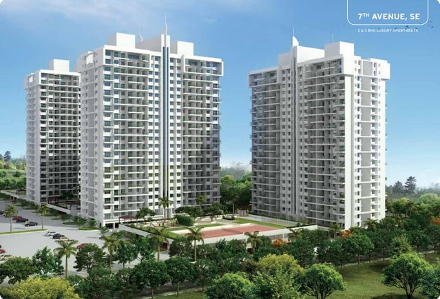 7th Avenue - Premium Residences - Life Republic