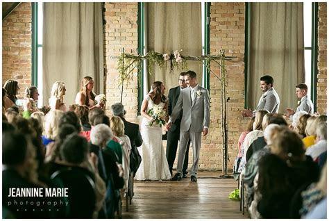 Clyde Iron Works Wedding, Taylor   Joe   Jeannine Marie