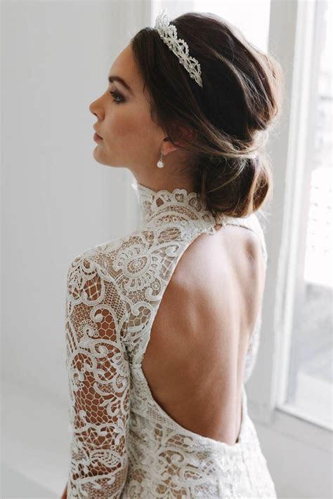 wedding tiara veil ideas  pinterest wedding