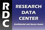 NCHS RDC Logo - Confidential and Secure Access