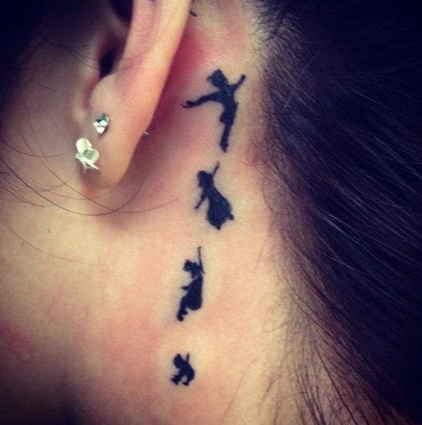 32 Tattoos Behind The Ear The Pros And Cons Tattoos Win