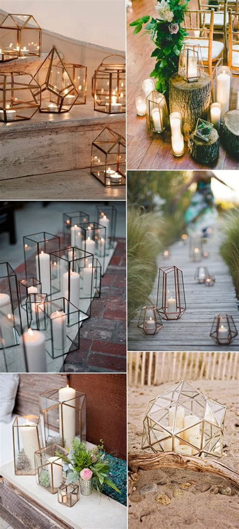2017 Wedding Trends: Geometric Terrarium ? Stylish Wedd Blog