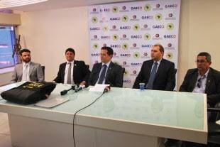 Representantes das instituições envolvidas na investigação esclareceram detalhes da operação Geist
