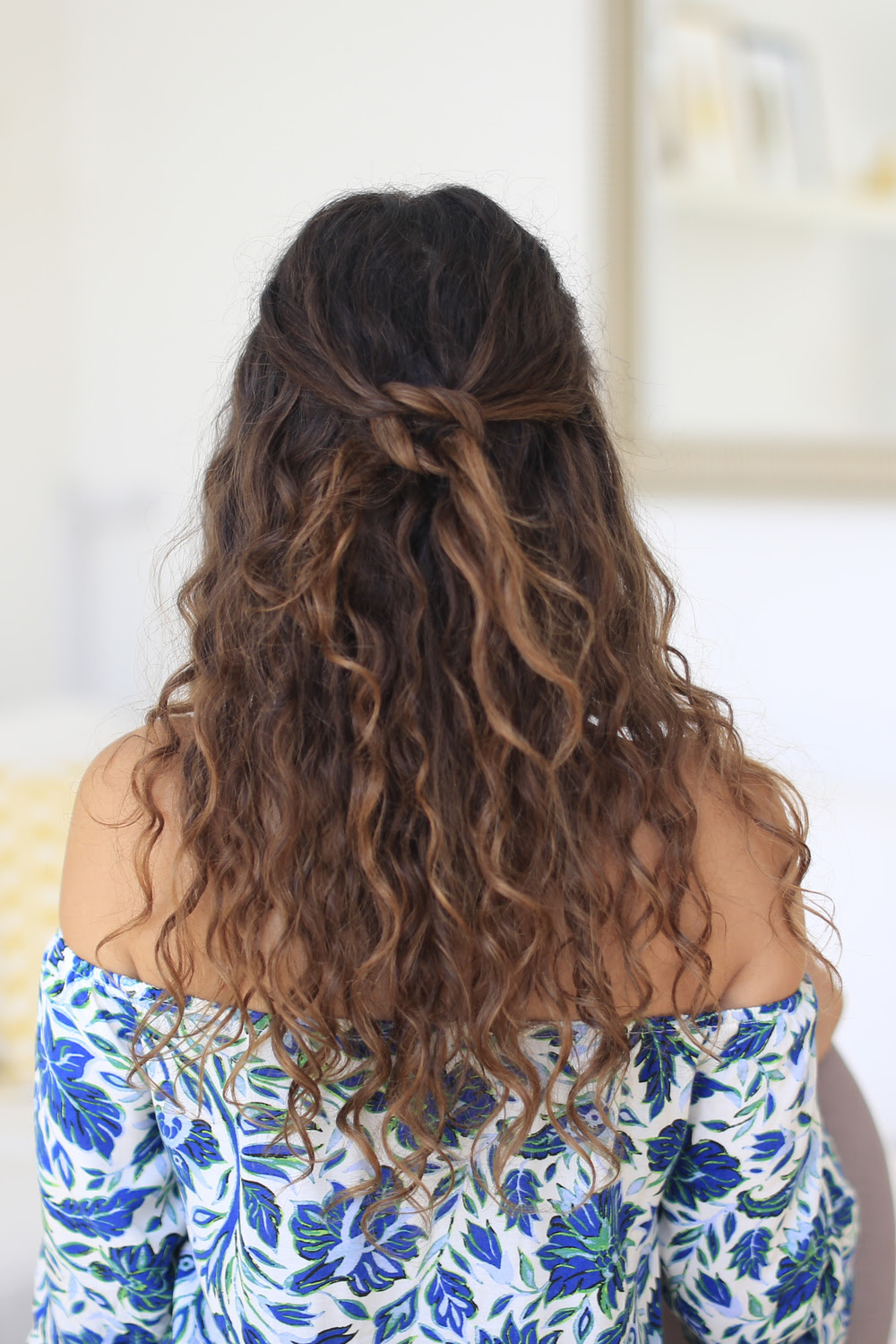 Easy Hairstyles For Curly Hair Voila A Salon