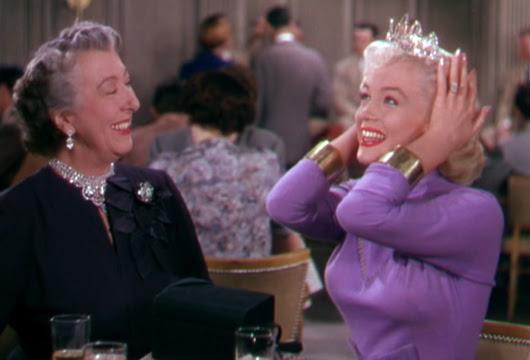 Marilyn Monroe en 'Los caballeros las prefieren rubias'
