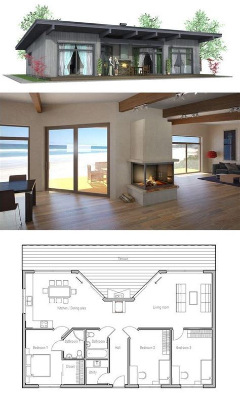 small house plan wwwconcepthomecom green design