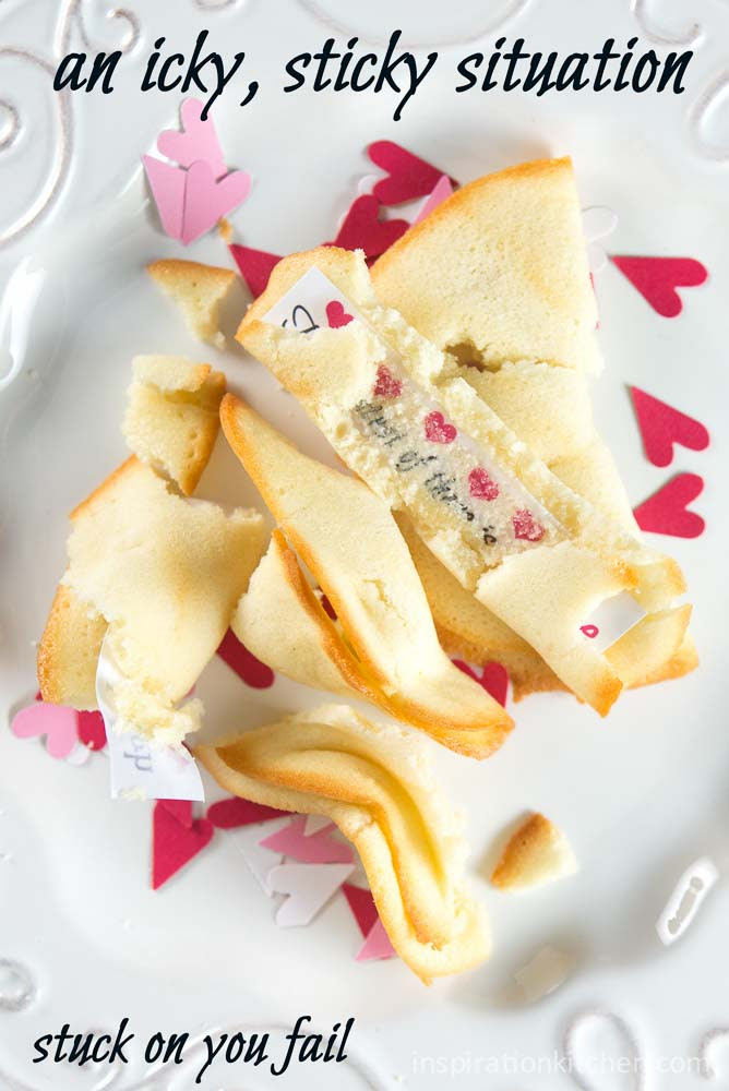 Stuck On You Incident Recipe Disaster 2014 | Inspiration Kitchen