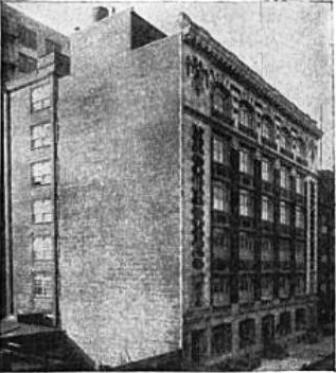 Municipal Lodging House