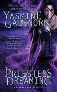 Priestess Dreaming - Yasmine Galenorn