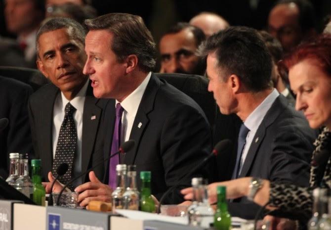 Foto: Twitter NATO WALES 2014