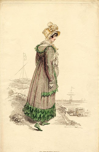 Bathing Dress Summer 1815