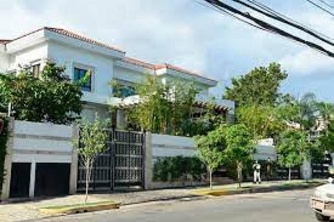 REFUERZAN CUSTODIA DE LA RESIDENCIA DEL PRESIDENTE
