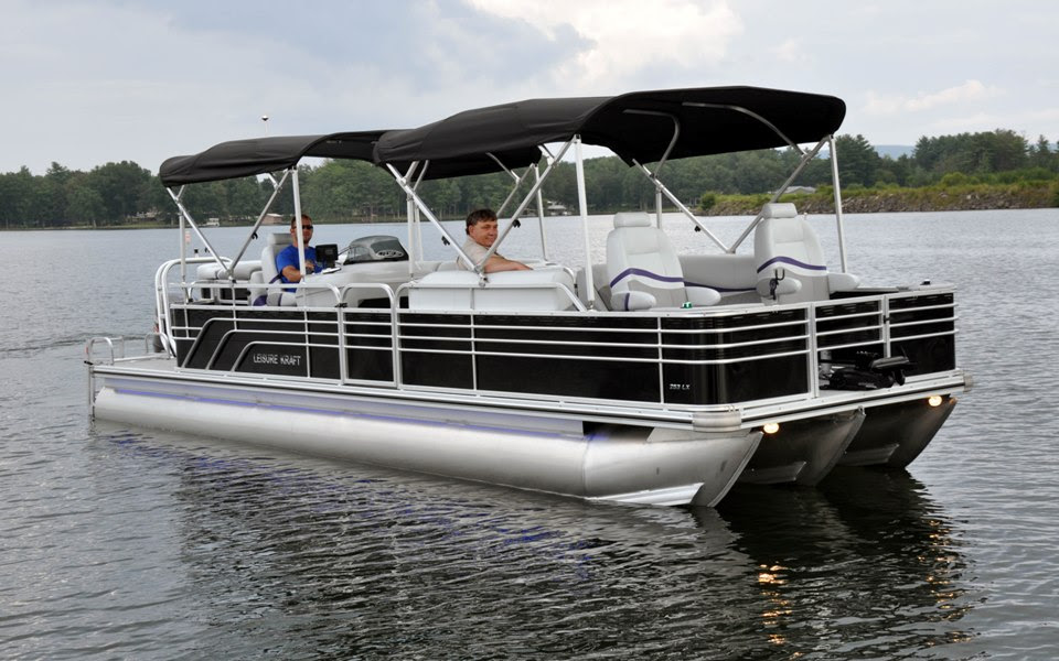 Beat for Boat: Pontoon boat build your own
