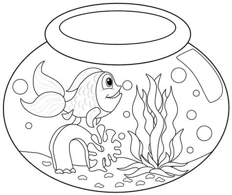 fish coloring pages  preschool preschool  kindergarten
