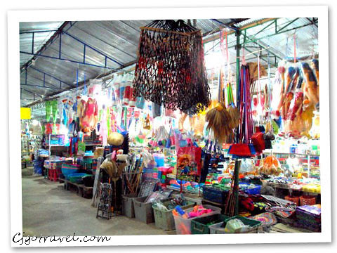 Shopping at Betong
