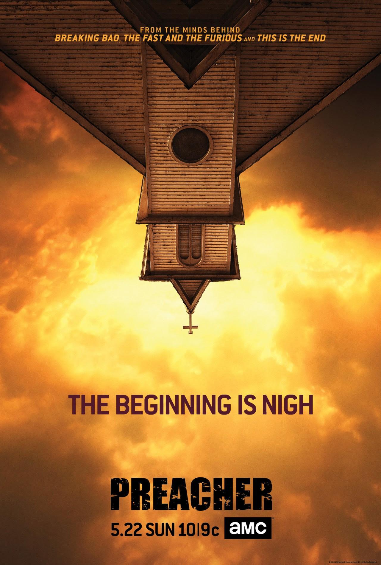 Resultado de imagem para Preacher serie posters