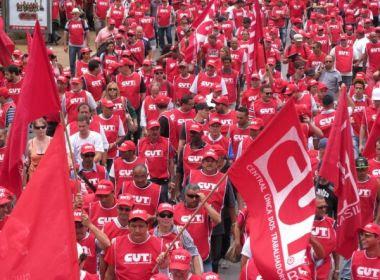 Centrais sindicais suspendem greve convocada para o dia 5 contra reforma da Previdência