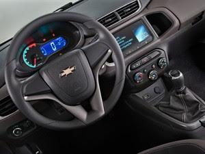 GM Chevrolet Prisma LTZ (Foto: Divulgação)