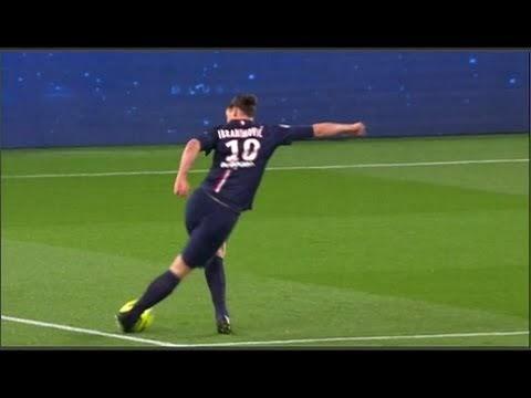 (Vidéo) On peut comprendre pourquoi Zlatan est un joueur unique