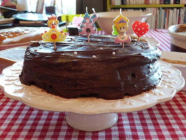 Gâteau de rachel