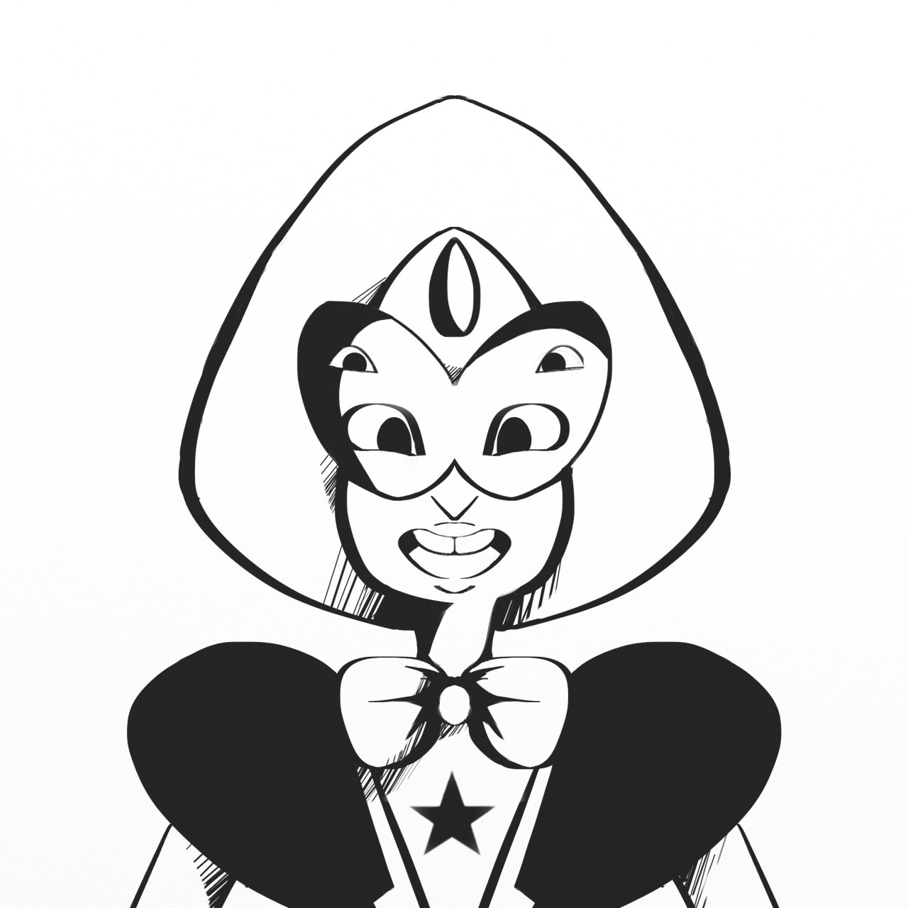 What's this? An encore performance? Just couldn't get enough of me, could you? Sardonyx from Steven Universe!
