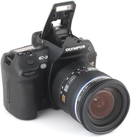 Olympus E-3 (with 14mm-54mm lens) - Review
